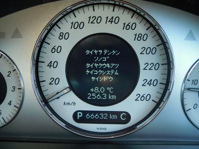 E320CDI 177