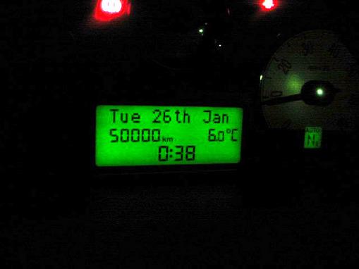 イプ50000km