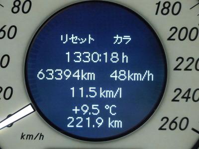 E320CDI 011