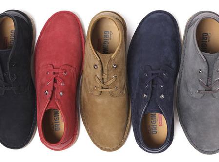 Supreme x Clarks Desert Chukka Boots