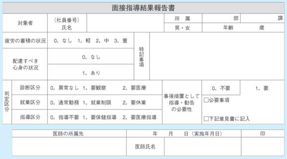 ストレスチェック制度における企...