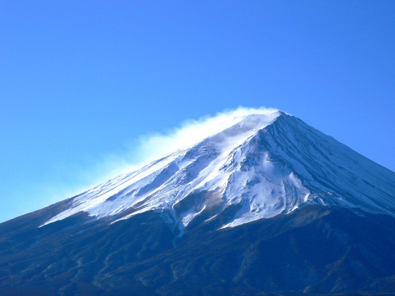 湖山亭うぶや 365日毎日富士山