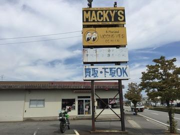 a-MACKY'S