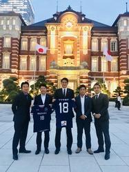 東京U千代田区サッカー協会連携