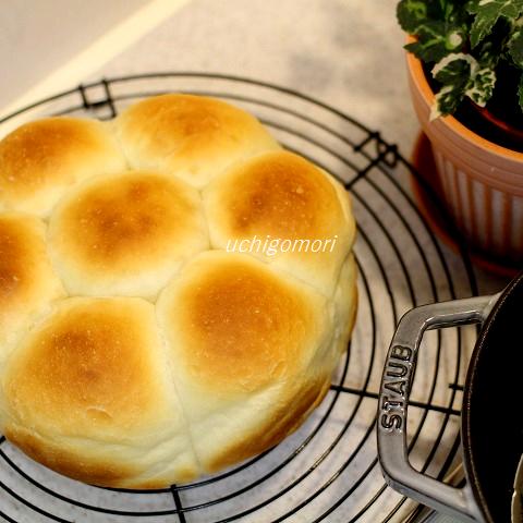 ちぎりパン4