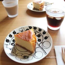 チーズケーキセット2