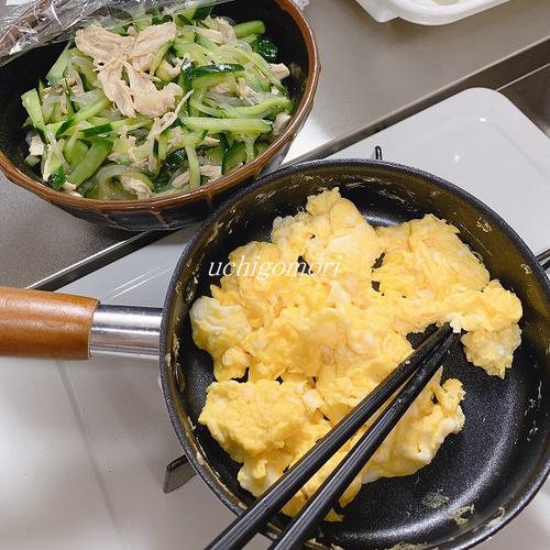 炒り卵玉子