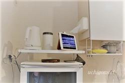 冷蔵庫の上2