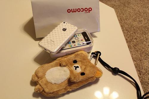 iphone5デビュー