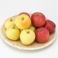 リンゴ売り切れ