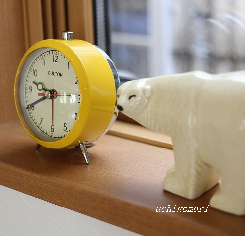 ダルトン時計