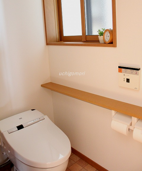 今のトイレ