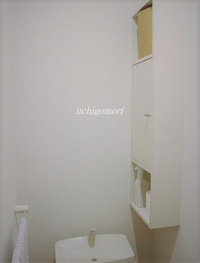 トイレ・ビフォ