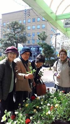 笑顔が素晴らしい小山田の皆さん