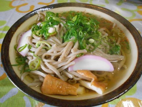 三嶋製麺所かけそば