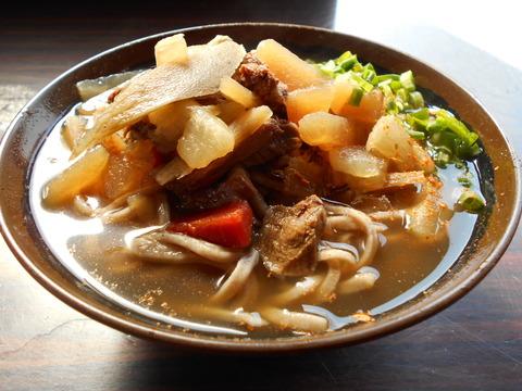 谷川製麺所そば