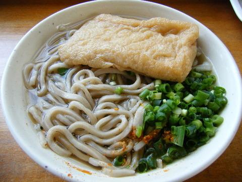 村上製麺所そば