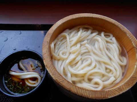 丸亀製麺釜揚げ290