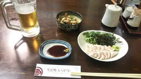 東京そば屋呑み
