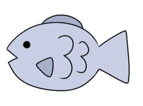 02魚の絵