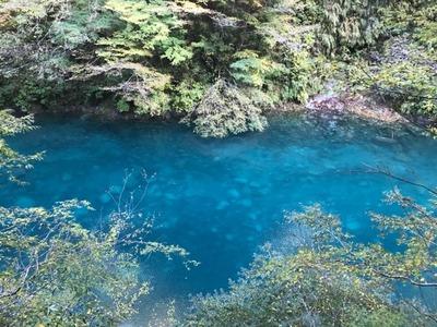 日本の九寨溝という噂の #ユーシン渓谷 が実際 九寨溝でした