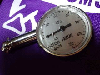 ヴォーグSPの空気圧