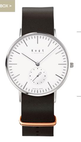 日本製カスタムオーダー腕時計「Knot」