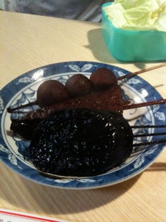 名古屋人もビックリの味噌おでん