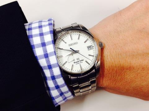 腕時計をするのは右手か左手か?