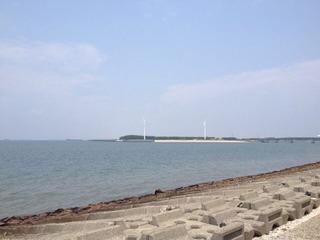 モペットツーリング �海