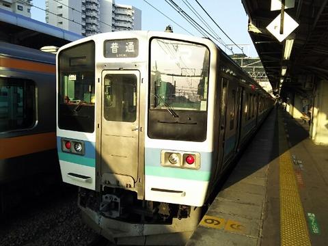 2016夏 18きっぷの旅� 中央線で山梨県へ