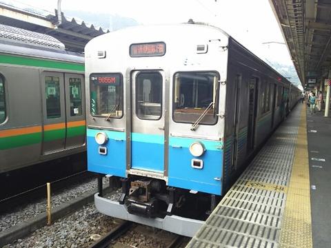 2016夏 18きっぷの旅� 伊東線完乗