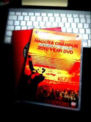 グランパス 2010 YEAR DVD