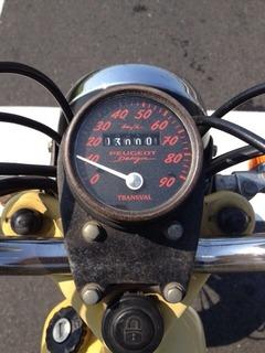祝!3000km!!