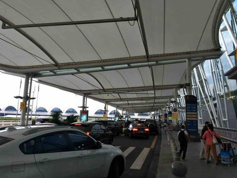 中国白雲国際空港(CAN)