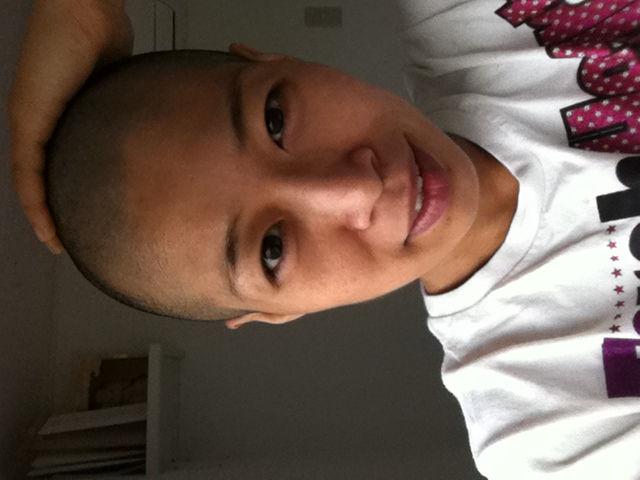 空手の師匠杉原館長から 「私は武道家とは未だ名乗れない身分である。真の... 今、剃髪しました。