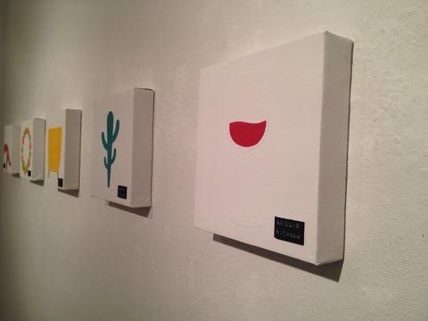 SatoRichman個展「砂で描いた楽園」