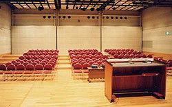 発表会の会場は、スターピアくだまつ展示ホールです!