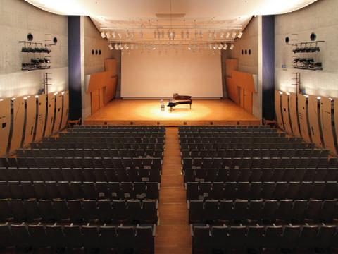 ピアノステップに出る生徒さんの応援でパストラルホールへ行ってきました!
