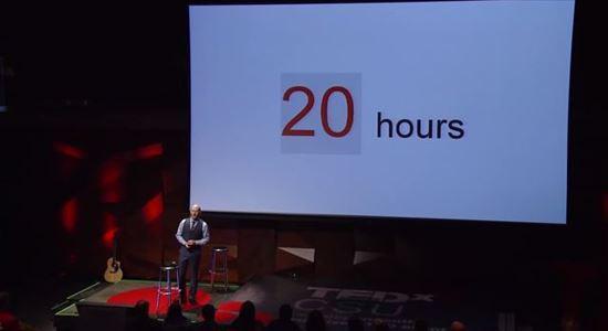 20時間の法則