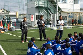 サッカースクール1