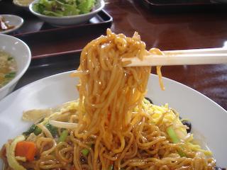 「楊全」上海式焼きそばUP