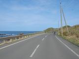 とうかいサイクリング秋篇2日目_由利海岸