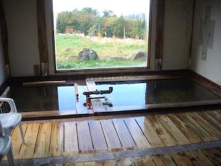 「竜山の湯」内風呂