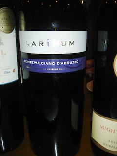 「PetitNoel」ワインの会_ワイン5