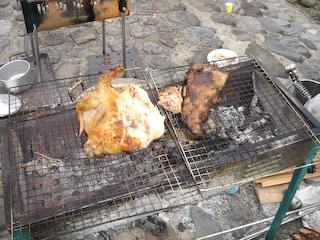りんくま芋煮会