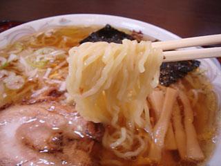 葵食堂ラーメンUP