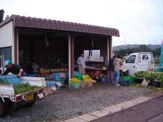 西蔵王_高原野菜直売所