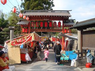 天満神社お祭り