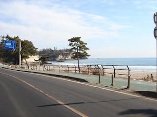 七ヶ浜周回コース2
